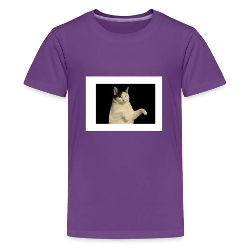 Kitty cat - Teenager Premium T-shirt