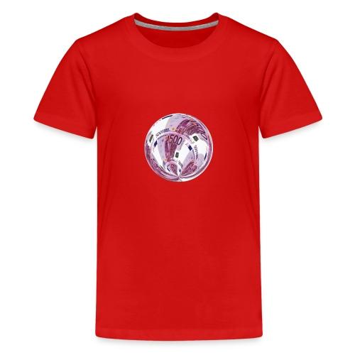 euro 500 schein - Teenager Premium T-Shirt