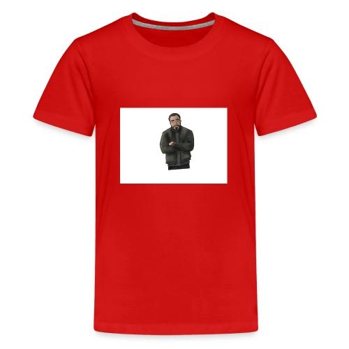 Ahmad Patron Miri Motiv - Teenager Premium T-Shirt
