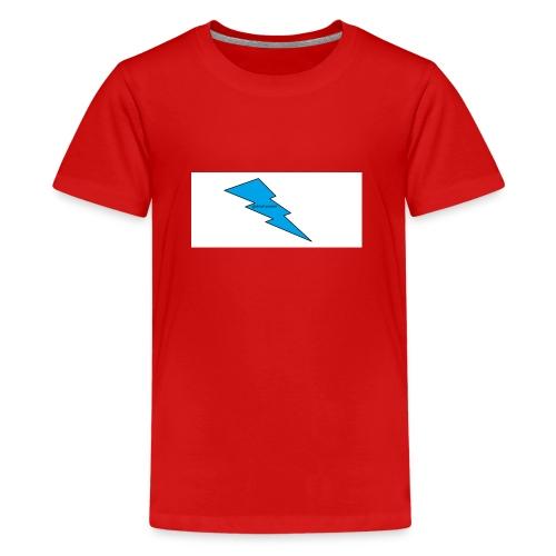 logo gobeyn power - T-shirt Premium Ado