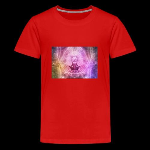 meditation - Teenager Premium T-Shirt