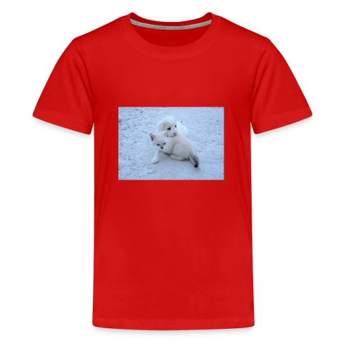 Best Freinds - Teenager Premium T-Shirt
