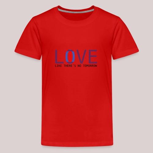 14-30 Love Live YOLO - Teenager Premium T-Shirt
