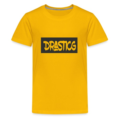 Drasticg - Teenage Premium T-Shirt
