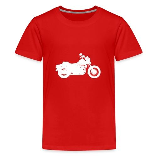 snm daelim daystar sil i png - Teenager Premium T-Shirt