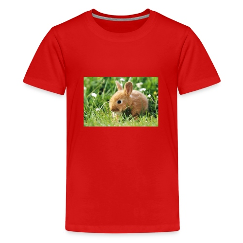 SWEET RABBIT - Premium-T-shirt tonåring