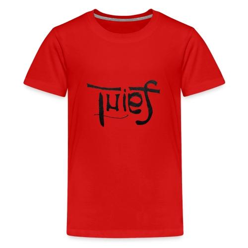 Saint/Thief Anagrama - Camiseta premium adolescente