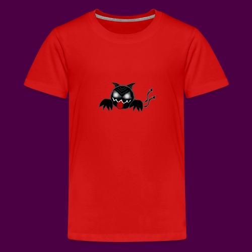 monster - Camiseta premium adolescente