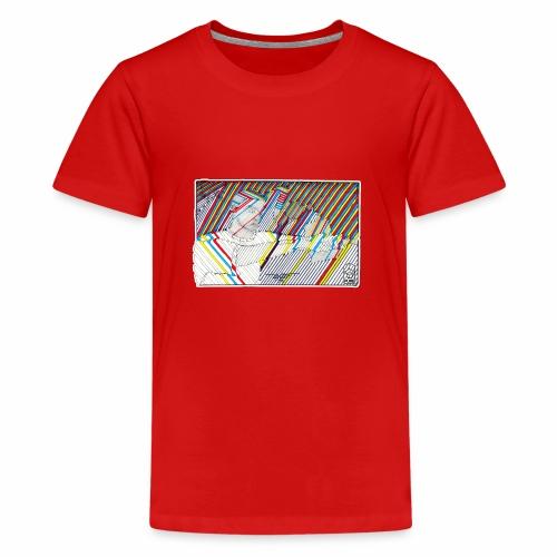 TWIST - Teenage Premium T-Shirt