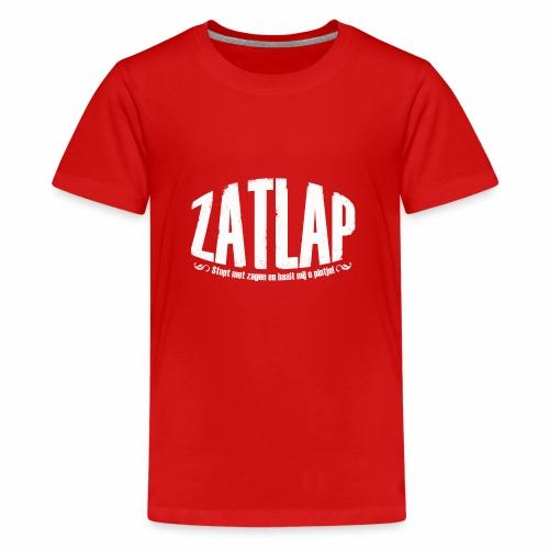 Zatlap1a - Teenager Premium T-shirt