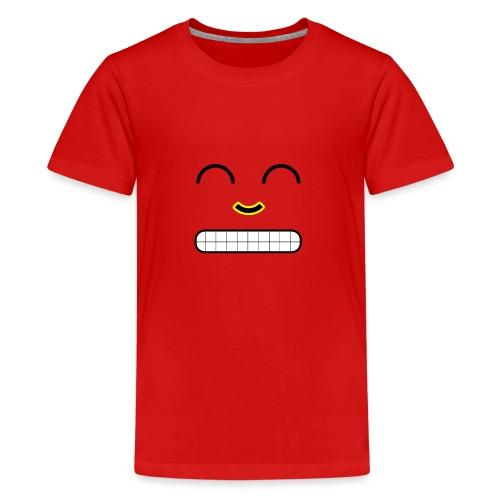Face - Teinien premium t-paita