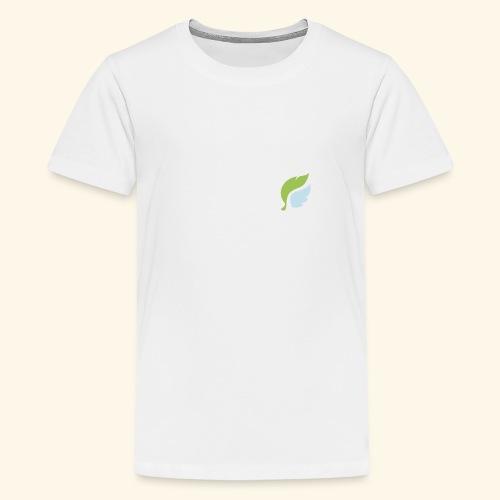 Akan White - Teinien premium t-paita