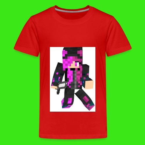 Pixel Mew png - Teenager Premium T-Shirt