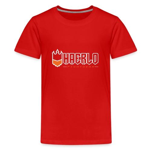 haerlo final - Teenager Premium T-shirt