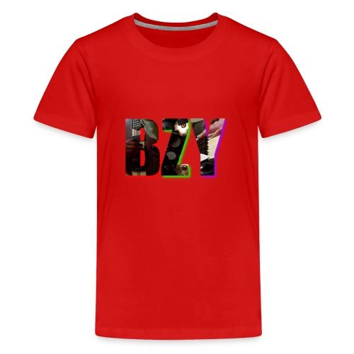 BZY - OFICJALNY PROJEKT - Koszulka młodzieżowa Premium