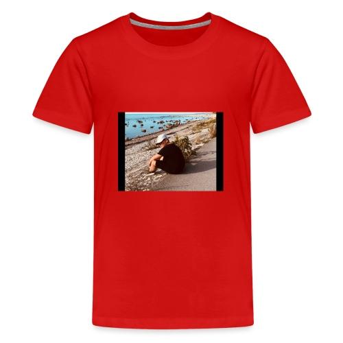 466C231E E646 446F 9CFA 04FD2F429EDF - Premium-T-shirt tonåring