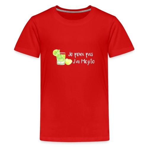 mojito - T-shirt Premium Ado