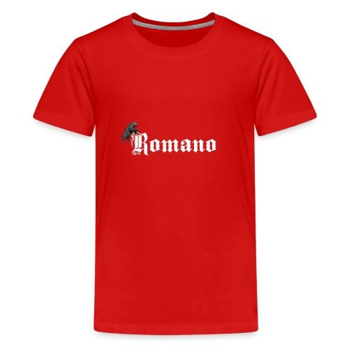 626878 2406603 romano23 orig - Premium-T-shirt tonåring