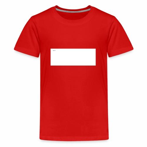 Kannst du Lesen amk - Teenager Premium T-Shirt