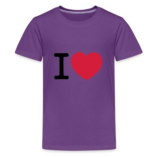 tekening - Teenager Premium T-shirt