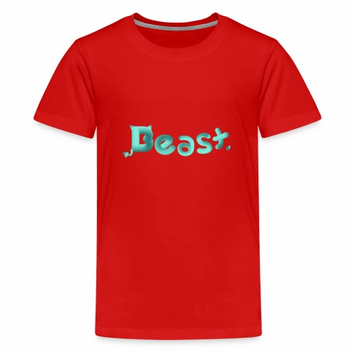 Beast - Teenage Premium T-Shirt