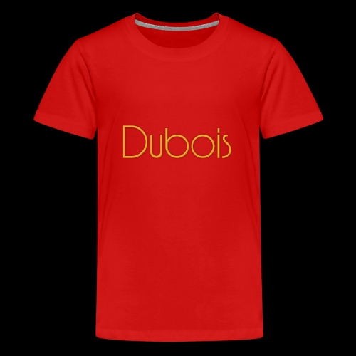 Dubois - Teenager Premium T-shirt