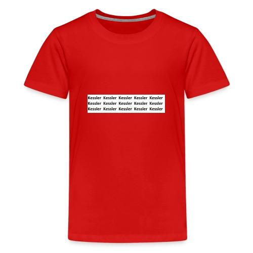 Kessler - Teenager Premium T-Shirt