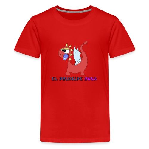 dragonpete - Camiseta premium adolescente