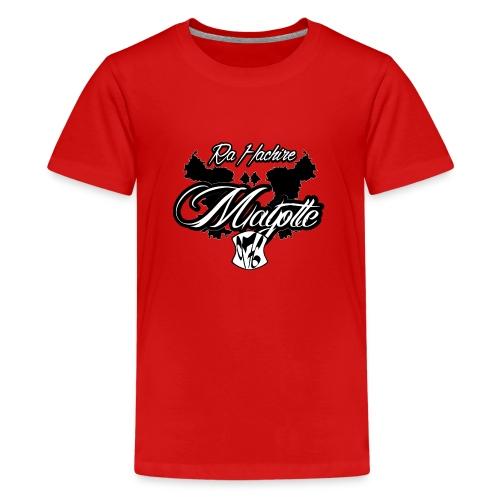 RA HACHIRI - T-shirt Premium Ado