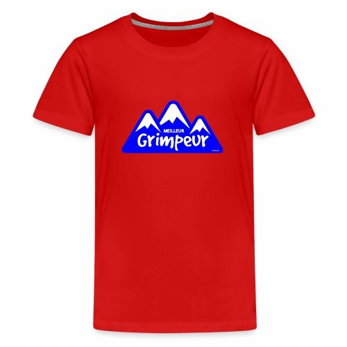 Klimmer - Teenager Premium T-shirt