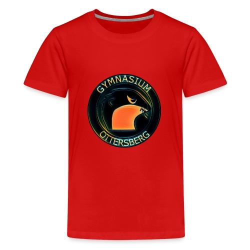 Black Otter - Teenager Premium T-Shirt