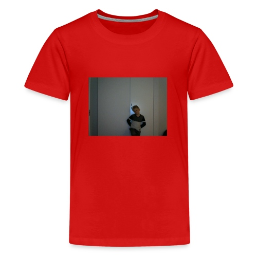 LB GAMING bild - Premium-T-shirt tonåring