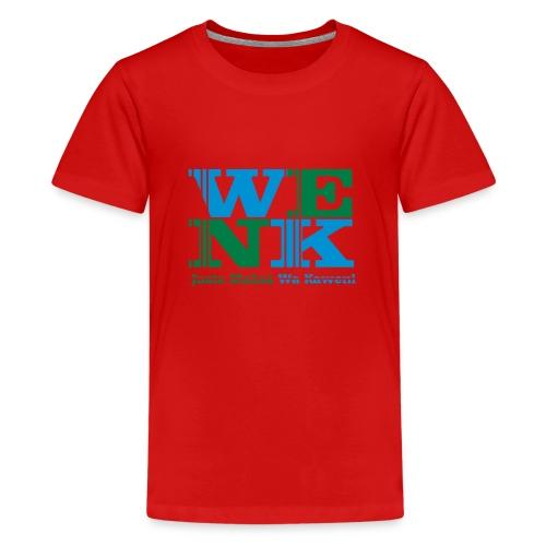 WENK - T-shirt Premium Ado