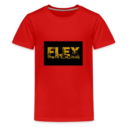 FlexUrban - Teenage Premium T-Shirt