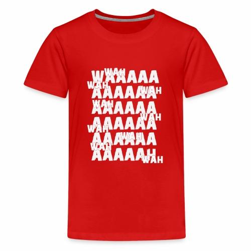 wahwah - T-shirt Premium Ado