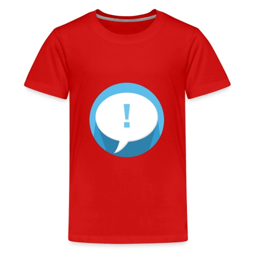 Phylactère - T-shirt Premium Ado