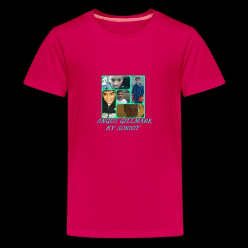 Limited Edition Gillmark Family - Teenage Premium T-Shirt
