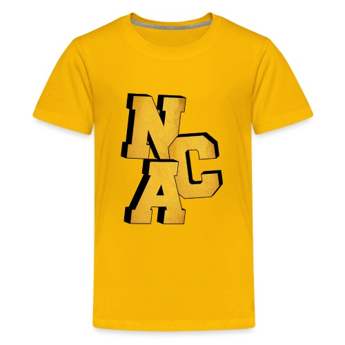 NCA College Sytle - Teenager Premium T-Shirt