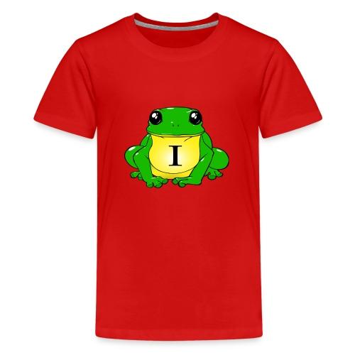 IndirectHat -LOGO- - Maglietta Premium per ragazzi