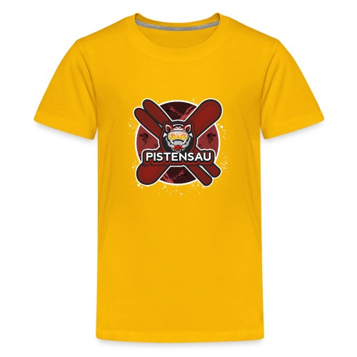 PistenSau Leuchtkäfer - Teenager Premium T-Shirt