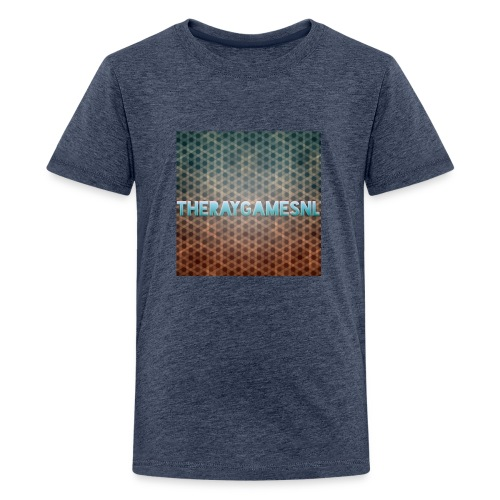 TheRayGames Merch - Teenage Premium T-Shirt