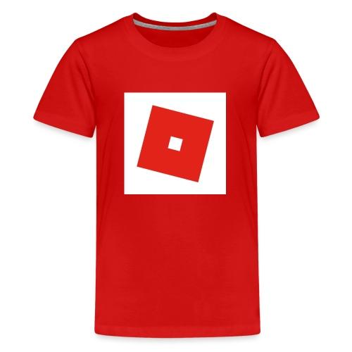 ROBLOX best T-Shirts - Teenage Premium T-Shirt