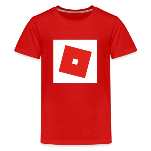 ROBLOX best T-Shirts - Teenage Premium T-Shirt