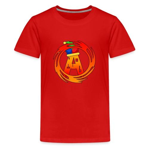 collection en rouge - T-shirt Premium Ado