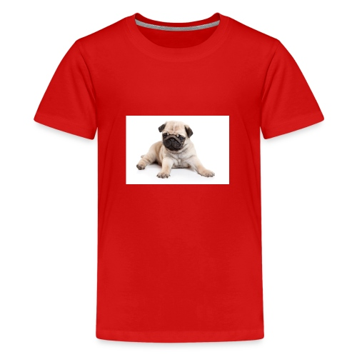 mopshond afdruk/print - Teenager Premium T-shirt