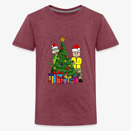 Tomu Julspecial - Premium-T-shirt tonåring