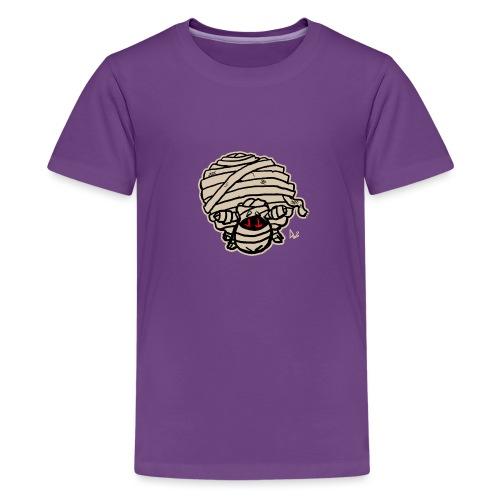Mummy Sheep - Teenage Premium T-Shirt