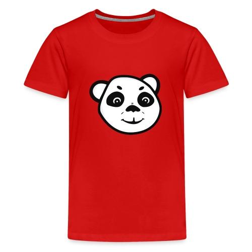 Gaming X iPanda - Teenage Premium T-Shirt