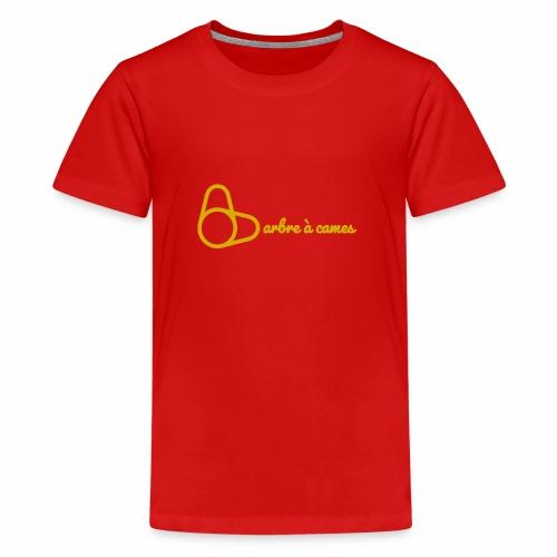 arbre à cames - T-shirt Premium Ado
