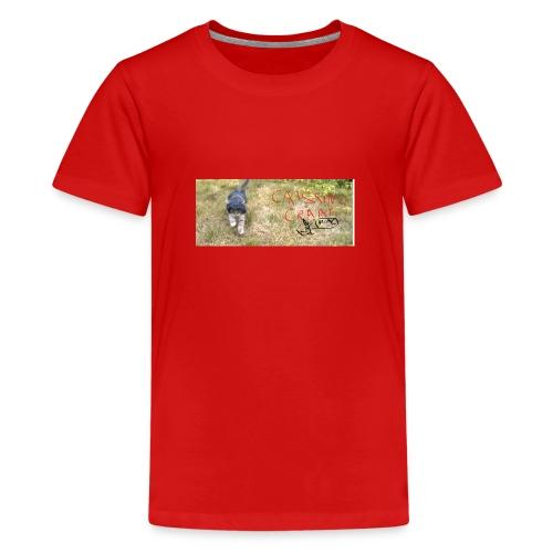 catssin's craat - Koszulka młodzieżowa Premium